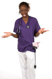 Medical Nurse Stock Image