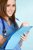 Medical Nurse Royalty Free Stock Photos