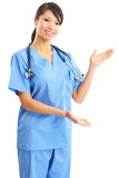 Medical nurse Royalty Free Stock Photography