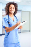 Medical nurse Stock Photo