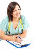 Medical nurse Royalty Free Stock Images