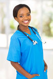 Medical nurse hospital Stock Photography