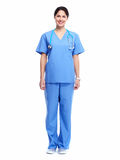 Medical nurse. Royalty Free Stock Image