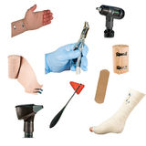 Medical objects Stock Image
