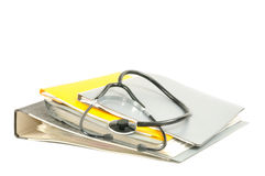 Medical objects Royalty Free Stock Photos