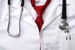 Medical outfit Royalty Free Stock Images