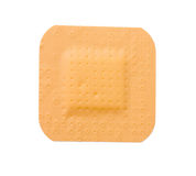 Medical patch Royalty Free Stock Photography