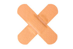 Medical patch Royalty Free Stock Images
