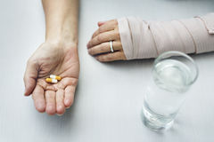 Medical Patient Drug Care Concept Stock Photography