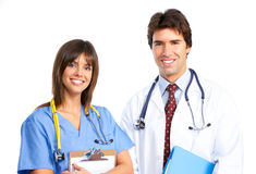 Medical people Royalty Free Stock Photo
