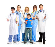 Medical people Royalty Free Stock Image