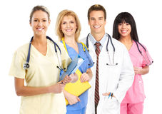 Medical people Stock Photos