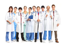 Medical people Royalty Free Stock Photos