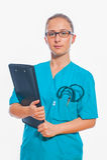 Medical person: Nurse Royalty Free Stock Photos