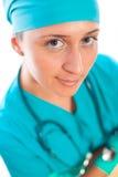 Medical person: Nurse Stock Image