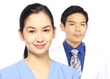 Medical Personnel Royalty Free Stock Photos