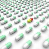 Medical, pharmacy Background Stock Image