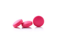 Medical pill tablet Royalty Free Stock Photos