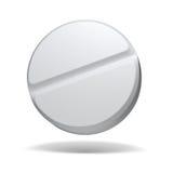 Medical pill Stock Photos