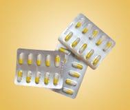 Medical pills. Stock Photos