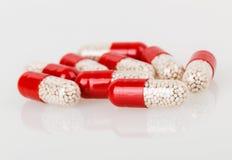 Medical pills Stock Photography