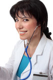 Medical practitioner Stock Photography