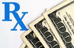 Medical prescription Royalty Free Stock Image
