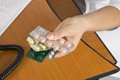 Medical prescription Royalty Free Stock Photo