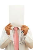 Medical presentation Royalty Free Stock Image