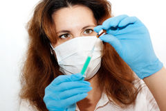 Medical procedure Royalty Free Stock Images