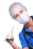 Medical procedures Stock Images
