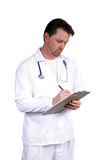 Medical Professional. Doctor, Nurse, Tech, Vet....You Name it royalty free stock images
