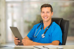 Medical professional office Royalty Free Stock Image