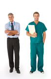 Medical Professionals Royalty Free Stock Photography
