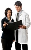 Medical Professionals Royalty Free Stock Photos