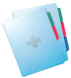 A medical record Stock Photography