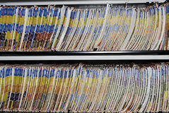 Free Medical Records Stock Image - 20021701