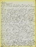 Medical records. Part of old 19th century medical records, eyes injury Royalty Free Stock Photo