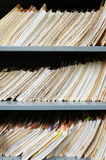 Medical records Royalty Free Stock Photography