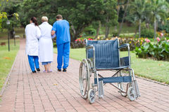 Medical recovery stock images