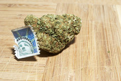Medical & Recreational Marijuana Royalty Free Stock Image