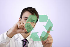 Medical Recycling Royalty Free Stock Photography