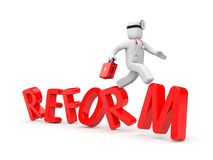 Medical reform Stock Photo