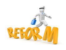 Medical reform Stock Photography
