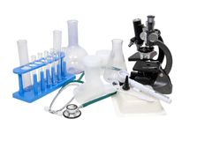Medical Research Royalty Free Stock Photos