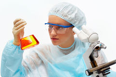 Medical research Stock Photography