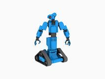 Medical robot Royalty Free Stock Image
