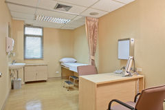 Medical room Stock Image