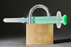 Medical safety Royalty Free Stock Photo