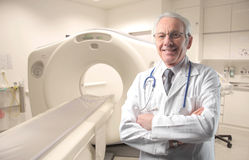 Medical scan Stock Photography